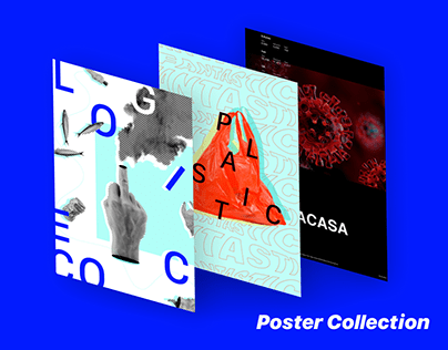 Posters Collection for Visual Voice Exhibition