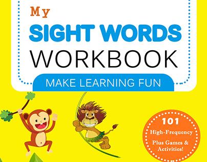 I will design colorful children book cover