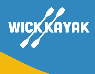 Wick Kayak Branding