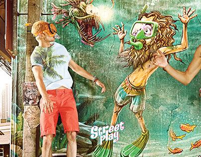 Street Play - Breakbounce Streetwear SS'17