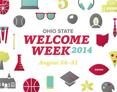 Ohio State Welcome Week 2014