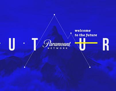 Paramount Network Design Toolkit & App Concept