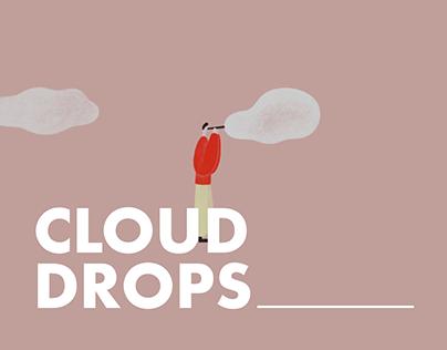 Theme Project for SK Telecom - Cloud Drops
