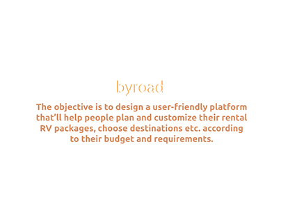 Byroad UI/UX