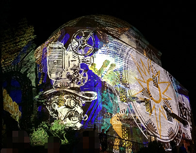 TO INFINITY AND BEYOND - ZSOLNAY LIGHT FESTIVAL 2018