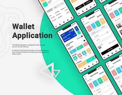 Wallet Application