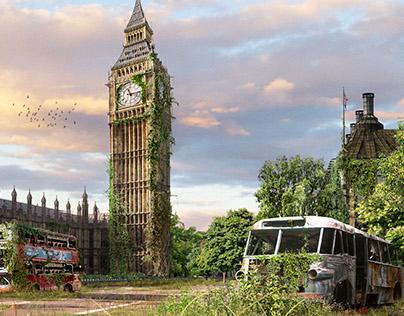 """Big Ben """"Overgrown"""""""