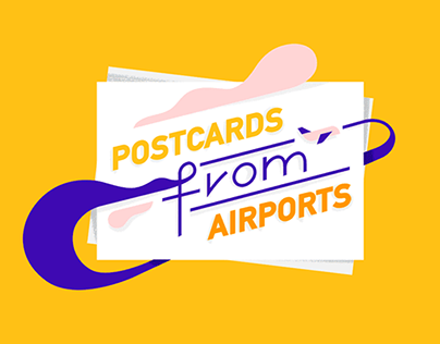 Postcards from Airports
