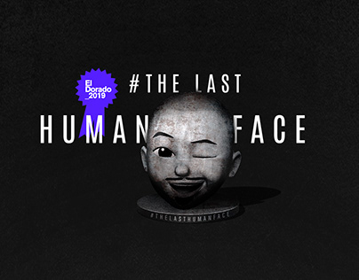 THE LAST HUMAN FACE - YOUNG GOLDS 2019