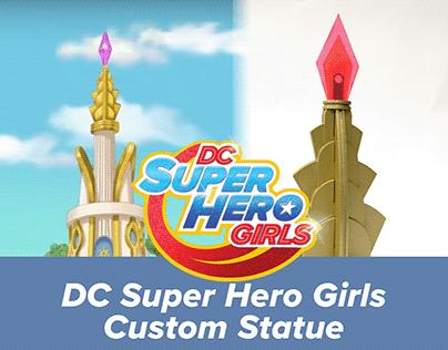 DC Super Hero Girls USB Statue