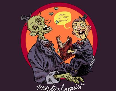 The Dead Ventriloquist