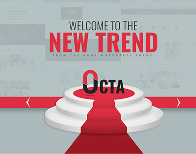 OCTA - Multipurpose WordPress Theme