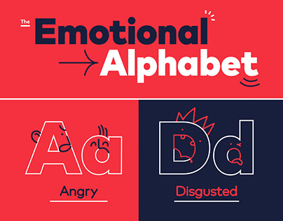 The Emotional Alphabet