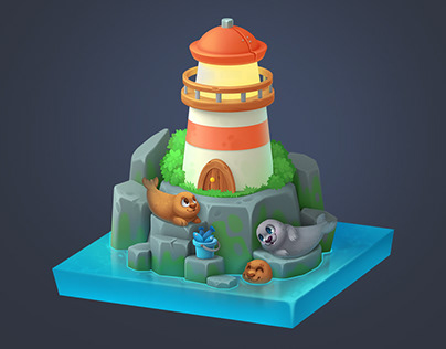seal lighthouse