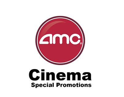 AMC Cinemas Special Movie Promotions