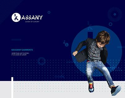 Kassany Brand Identity
