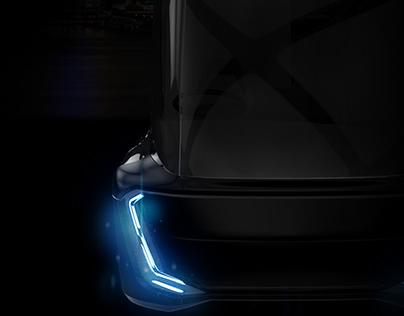 Electrobus ECOtrace - Concept
