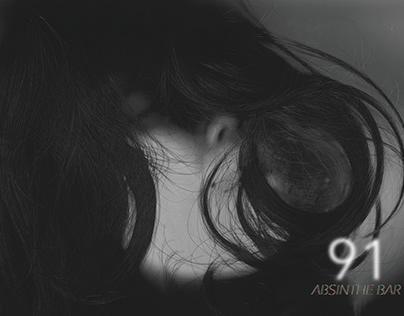 GRAPHIC DESIGN: 91 Absinthe Bar