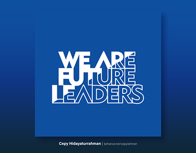 We Are Future Leaders | Corporate Strategy
