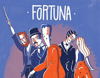 Fortuna - graphic novel