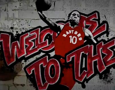 Toronto Raptors 2016 Playoffs Opening Video
