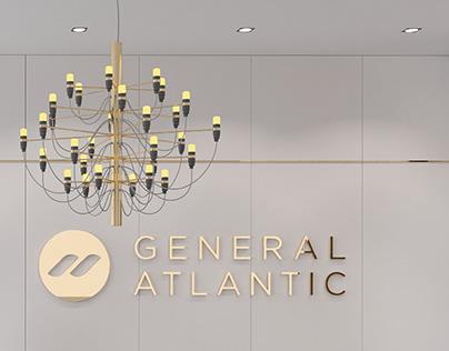 GENERAL ATLANTIC conference room