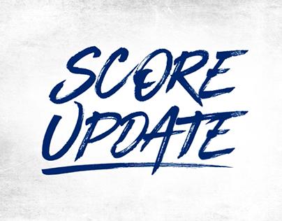USL Score Update