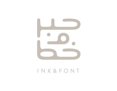 Ink & Font
