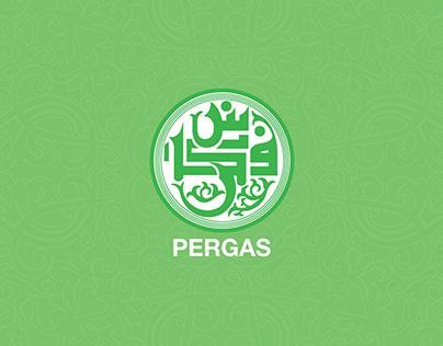 Pergas Rebrand