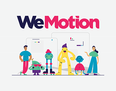 Voxel Characters | WeMotion