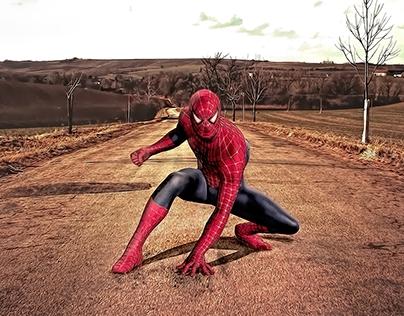 Spider Man / Design
