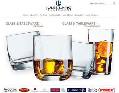 Jules Lang Glassware