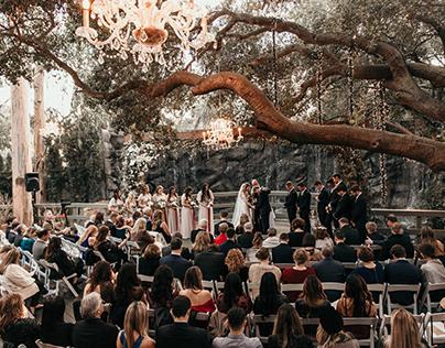 Calamigos Ranch - Malibu, CA // Ender Wedding