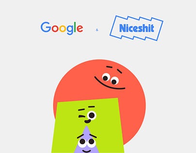 Google Stickers - Shapemates