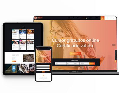 Website Cursuri Online