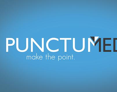 Punctum Media branding