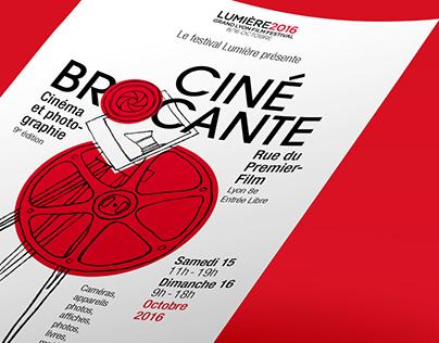 Ciné-Brocante Lumière 2016