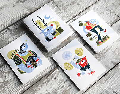 Christmas / Greeting Cards