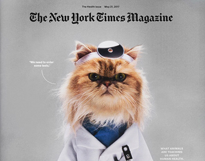 The New York Times Cover