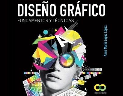Book cover Curso DISENO GRAFICO Fundamentos y tecnicas