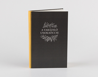 The Chronicles of Narnia bookdesign - BA Degree