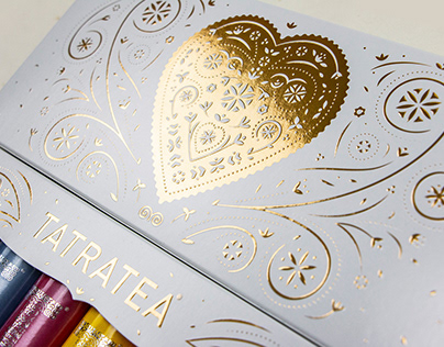 TATRATEA packaging