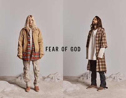 Fear of God Website | E-commerce