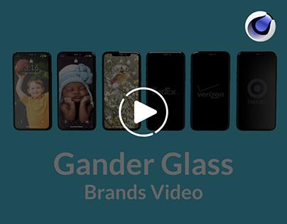Gander Glass Brands Video