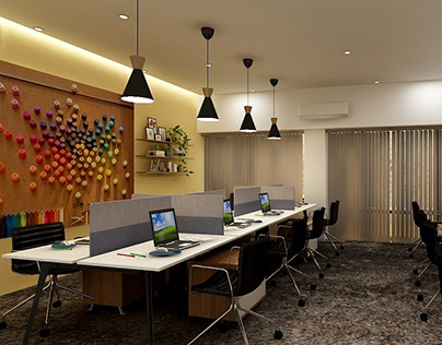 Commercial Office & Co-working & Incubation Centers