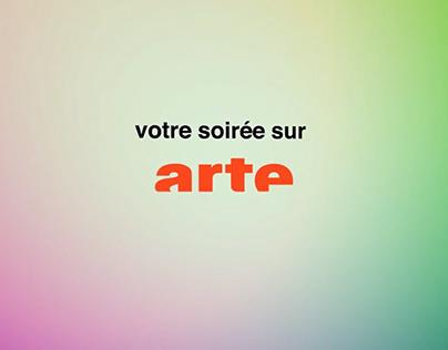 TV Jingle for Arte (school project)