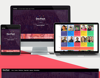 DevFest BH 2019 Website
