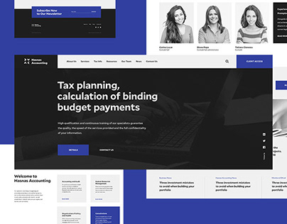 Hasnas Accounting - Website