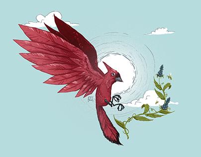 The Flight of the Cardinal