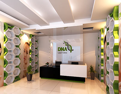 DNA Laser Clinic Interior Design 3